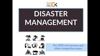 Download DISASTER MANAGEMENT : Introduction and Institutional framework in India Video