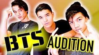 Download OFFICIAL BTS Boy Band Audition! Video