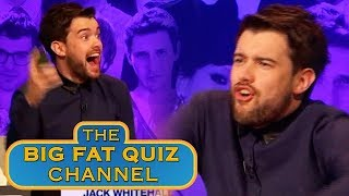 Download Jack Whitehall Does a Funny | Big Fat Quiz Anniversary 2015 Video