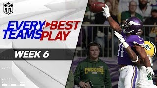 Download Every Team's Best Play 💯 from Week 6 | NFL Highlights Video