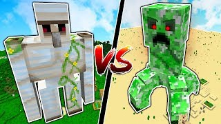 Download STRONGEST MINECRAFT BOSS vs MINECRAFT TITANS!! Video