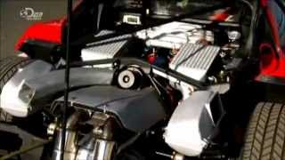 Download Fifth Gear-Ferrari F40 (25th Anniversary) Video