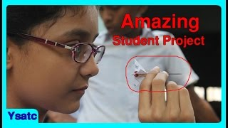 Download ✓School science projects and amazing science experiment! kids project Easy At Home Science Video