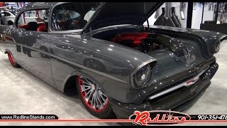 Download Coolest 57 Chevrolet at the 2016 Sema Show Video