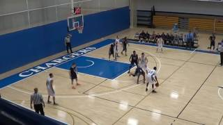 Download 1/5/16 Men's Basketball Johnson State College vs Colby Sawyer Chargers Video