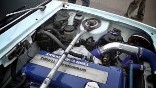 Download Stathis Vlog #4 με ένα SR20DET station wagon Lada 2104 400hp Video
