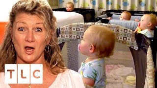 Download Mimi Shares Hotel Room With The Quints | Outdaughtered | S2 Episode 8 Video