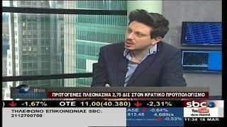 Download O χρηματοοικονομικός αναλυτής Κ. Βουδούρης στην εκπομπή ″This Morning″ Video