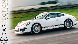 Download Porsche 911 R: Screw The Stats, This Is An Experience - Carfection Video