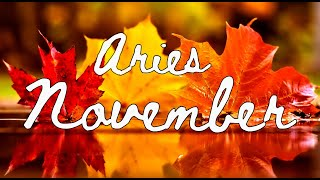 """Download ARIES """"Making moves to get things going"""" November 2019 Tarot Reading Video"""