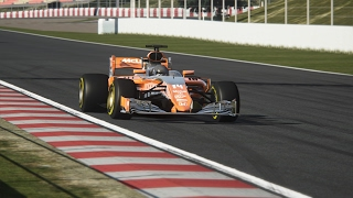 Download F1 2017 - MCL32 Skin v0.2 - ACFL Beta [ASSETTO CORSA] + Download link! Video