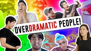Download Over Dramatic People! Video