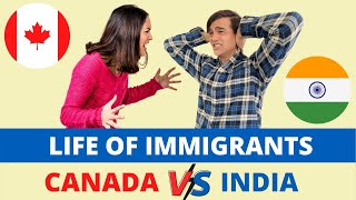 Download Life in Canada for Immigrants vs India (Pros & Cons) - Canada Lifestyle Video