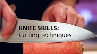 Download Knife Skills: Cutting Techniques Video