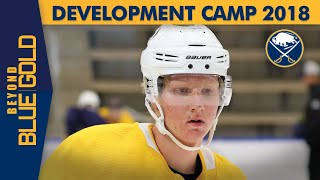 Download 2018 Development Camp Behind-The-Scenes | Buffalo Sabres | Beyond Blue & Gold Video
