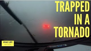 Download Trapped in the Newburgh tornado on 84! Video