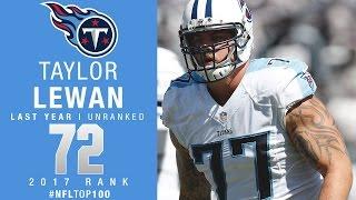 Download #72: Taylor Lewan (OT, Titans) | Top 100 Players of 2017 | NFL Video
