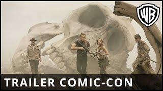 Download Kong: A Ilha da Caveira - Trailer Comic Con (leg) [HD] Video