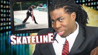 Download SKATELINE - Andrew Reynolds, Walker Ryan, Chaz Ortiz, Hardflip Grab Hollywood 16 & More Video