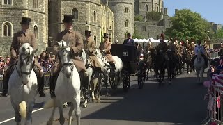 Download Royal wedding rehearsal takes place Video