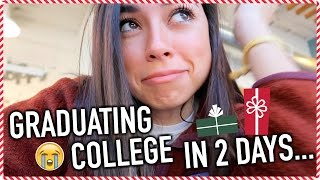 Download Graduating College Soon..VLOGMAS DAY 1 | Jeanine Amapola Video