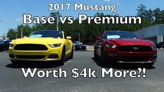 Download Mustang GT Base vs GT Premium - What's Different? Video