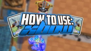 Download Clash Royale | How to Use: The Xbow Video