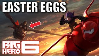 Download 70 Easter Eggs of BIG HERO 6 You Didn't Notice Video