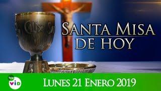 Download Santa misa de hoy ⛪ Lunes 21 de Enero de 2019 - Tele VID Video