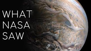 Download What has NASA's Juno discovered around Jupiter so far? Video