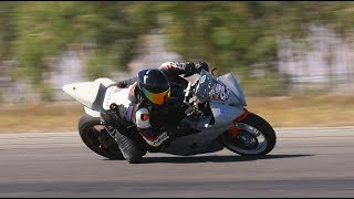 Download Tracked Out Yamaha R6 on Buttonwillow Raceway Video