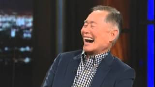 Download George Takei tells Bill Maher about hidden political messages in Star Trek Video