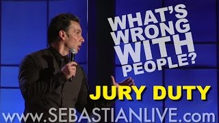 Download Jury Duty | Sebastian Maniscalco: What's Wrong With People? Video