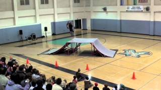Download BMX Freestyle Bike Tricks - Middle School Exhibition Video