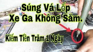 Download súng vá lốp không săm Xe Ga giá rẻ Sang Nhượng Lại Cho Các Anh Em Video