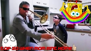 Download TOP 20 WHEN MOM ISN'T HOME Video