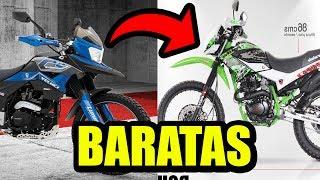 Download Top 6: Motos baratas Doble propósito Que tienen los mejores DISEÑOS ATRACTIVOS! Video