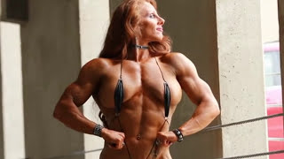 Download Lindsay Mulinazzi absolutely sexy & powerful | American muscle woman part1 Video