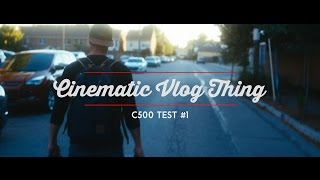 Download C500 Cinematic Vlog Video