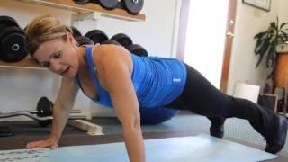 Download The Latissimus Dorsi & Push-Ups : Yoga Body-Mind Workout Video