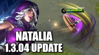 Download AMAZING NATALIA REVAMP AND ALDOUS BUFF 1 3 04UPDATE PATCH NOTE Video