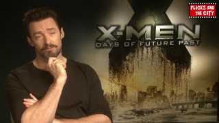 Download X-Men Days of Future Past & Wolverine Workout - Hugh Jackman Interview Video