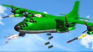 Download NEW $10.000.000 BOMBER ATTACK PLANE! (GTA 5 DLC) Video