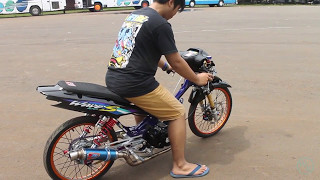 Download Wave S 100 Racing Style Video