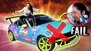 Download ELA TENTOU FAZER DRIFT MAS QUEBROU O 350Z «Bruno Bär» Video