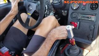 Download Quaife QBE60G Miata MX5 1st drive in Taxi Video