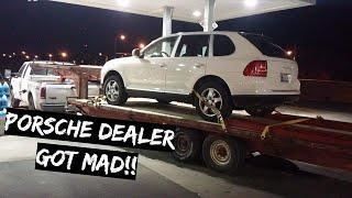 Download Why the Porsche Dealer got MAD at my $800 TRUCK! Video