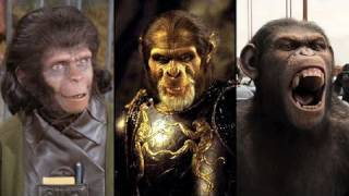 Download Planet of The Apes Franchise Retrospective Video
