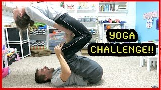 Download YOGA CHALLENGE CONQUERED!!! Video