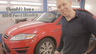 Download Should i Buy A Mk4 Ford Mondeo Video